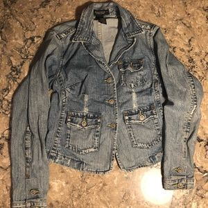 Rampage denim jacket